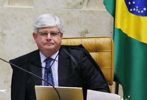 O Procurador Geral da República Rodrigo Janot Foto: Jorge William/11-03-2015 / Agência O Globo