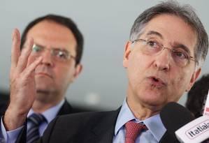 Fernando Pimentel Foto: André Coelho/28-01-2015 / Agência O Globo