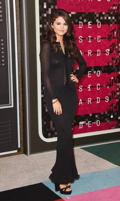 A cantora Selena Gomez Jason Merritt / AFP