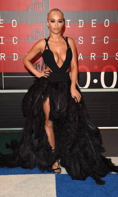 A cantora Rita Ora Jason Merritt / AFP