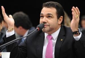 O deputado Marco Feliciano Foto: Arquivo/Agência O Globo