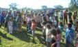 Líder indígena Simão Vilhalva foi morto com um tiro na cabeça durante confronto com fazendeiros no município de Antônio João (MS)