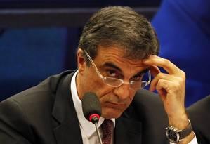 O ministro da Justiça, José Eduardo Cardozo Foto: Givaldo Barbosa/15-07-2015 / Agência O Globo