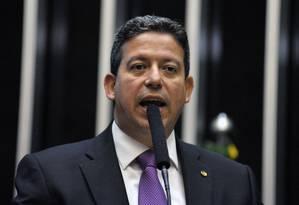 O deputado Arthur Lira (PP) Foto: Arquivo/Agência Câmara / Luis Macedo