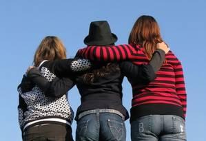 Pesquisa coloca amizades como fator importante para a saúde a longo prazo Foto: FreeImages