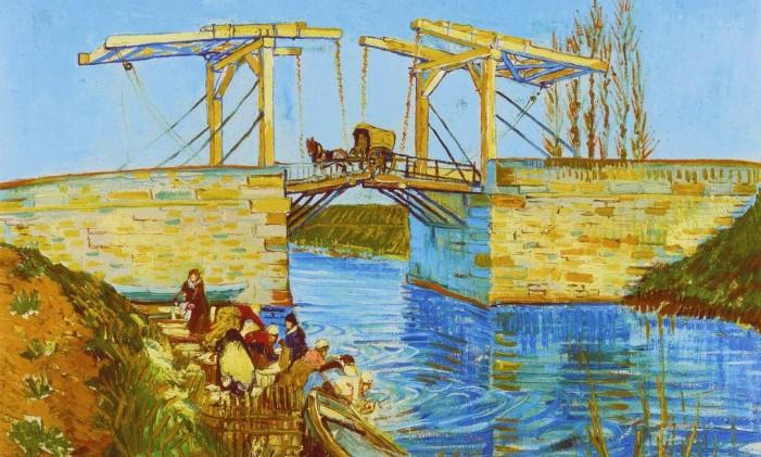 'Ponte de Langlois' Foto: Divulgação / Turismo da Holanda