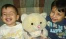 Aylan Kurdi e seu irmão mais velho, Galip Foto: Reprodução Twitter