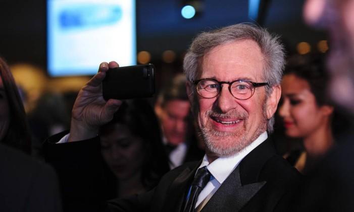 Steven Spielberg: em busca de nova parceria para a DreamWorks Foto: Pete Marovich/27-4-2013 / Bloomberg News