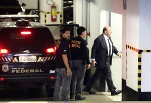 Pessoa. Empresário chega à sede do TRE-SP para depor, no mês passado Foto: Marcos Alves/14-07-2015