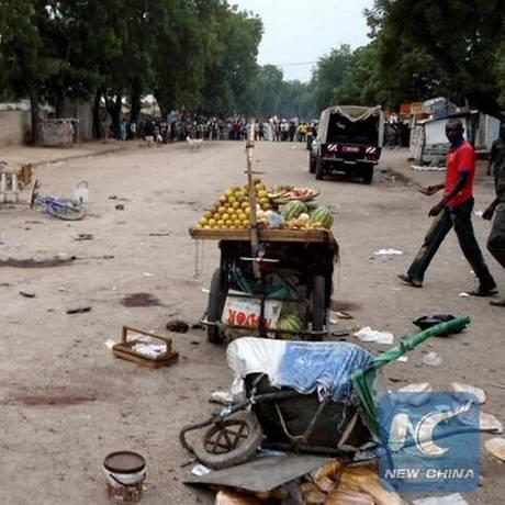 Ações do Boko Haram têm feito centenas de vítimas em países vizinhos Foto: Reprodução