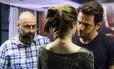 Mauro dirige Camila e Rodrigo - essa é a terceira novela do diretor no horário das 23h
