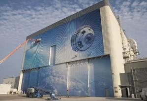 Centro Espacial Kennedy, na Flórida, terá que passar por reformas estruturais para se adaptar aos novos níveis do mar Foto: Kim Shiflett / AP