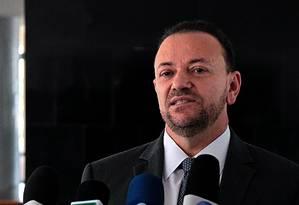 O ministro Edinho Silva (Secretaria de Comunicação Social) Foto: Jorge William/ Agência O Globo
