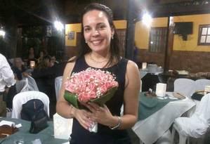 Tatiane de Assis, morta em acidente com ônibus em Paraty, na Costa Verde Foto: Reprodução