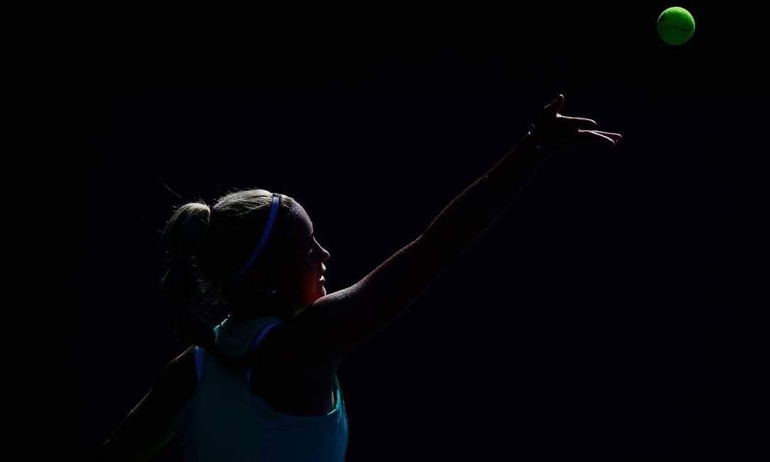 Olho na bola Alex Goodlett / AFP