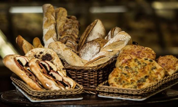 NI Rio de janeiro (rj) - 13/07/2015 - ÁGUA NA BOCA - Supermercado pão de açucar está vendendo em sua padaria pães Franceses. Foto: Guilherme Leporace Foto: Guilherme Leporace / Agência O Globo