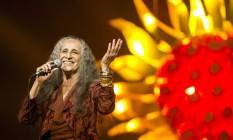 Maria Bethânia será tema de exposição no Instituo Cravo Albin em 2016 Foto: Leo Martins / Agência O Globo