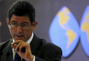"""Levy sobre aumento do IR: """"Pode ser um caminho"""" Foto: PAULO WHITAKER/REUTERS/12-6-2015"""