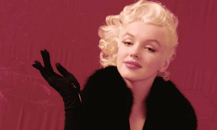 Marilyn Monroe em foto de Milton H. Greene Foto: Milton H. Greene / AP