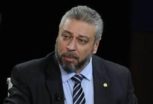 Deputado Laudivio Carvalho, autor do relatório (PMDB-MG) Foto: Divulgação / Agência Câmara