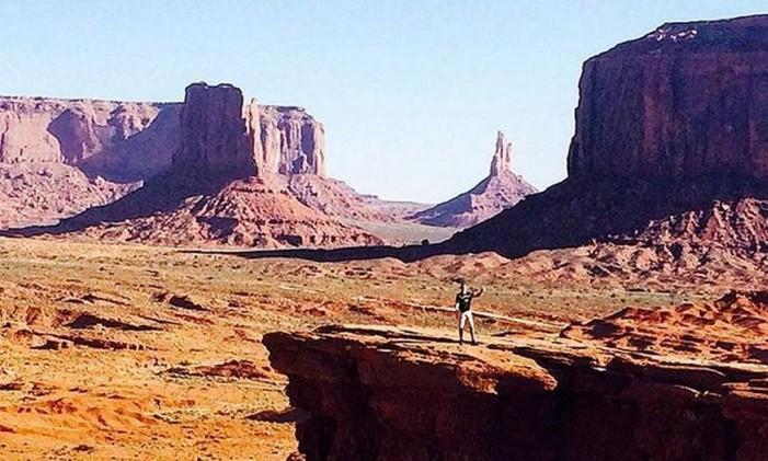Monument Valley Navaho Tribal Park, Arizona Foto: @leozaorj / Instagram