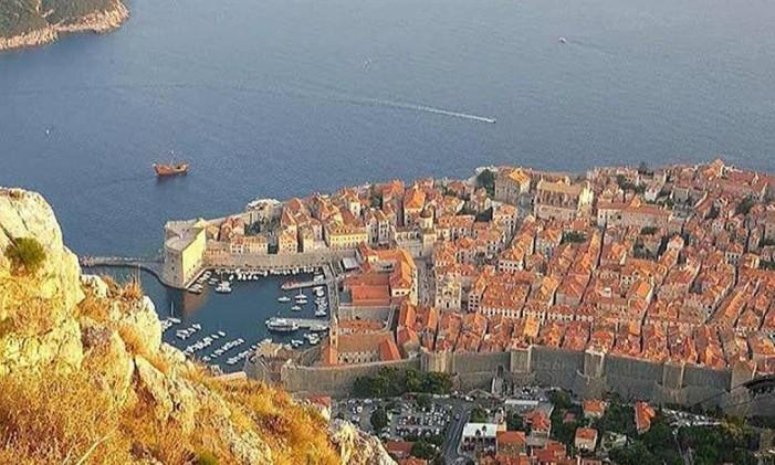 Dubrovnik, Croácia Foto: @raisousa51 / Instagram