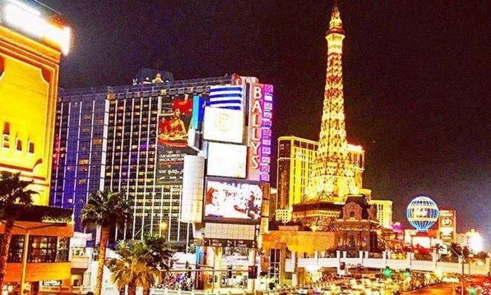 Las Vegas, EUA Foto: @victortarik / Instagram