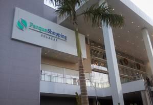 O Parque Shopping Sulacap, no Rio, um dos empreendimentos comerciais administrados pela General Shopping Foto: Arquivo