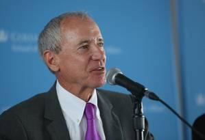 William Eimicke, especialista em gestão pública e professor de Columbia Foto: Bruce Gilbert / Divulgação/Bruce Gilbert