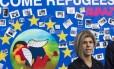 Tima Kurdi pede ação dos líderes europeus para lidar com crise migratória