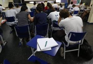 Base Nacional também será debatida nas escolas Foto: Custódio Coimbra / Custódio Coimbra/10-08-2015