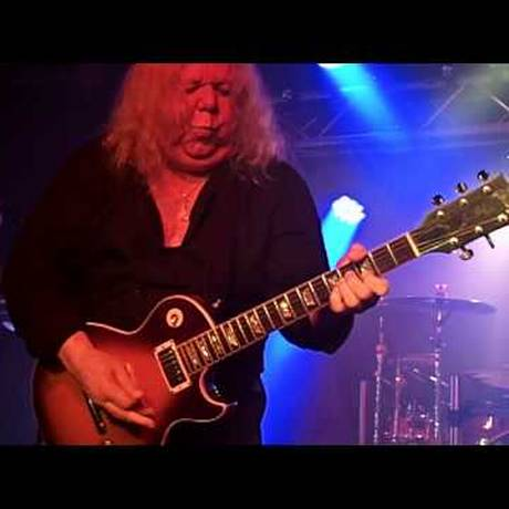 O guitarrista Gary Richrath Foto: Reprodução/YouTube