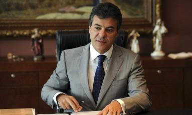 O governador do Paraná Beto Richa (PSDB) Foto: Ricardo Almeida / ANPr
