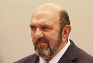 Dono da UTC, o delator Ricardo Pessoa diz que começou a pagar propina ao PT em 2004 Foto: Ailton de Freitas / Agência O Globo