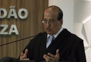 O ministro do TCU, Augusto Nardes Foto: Givaldo Barbosa