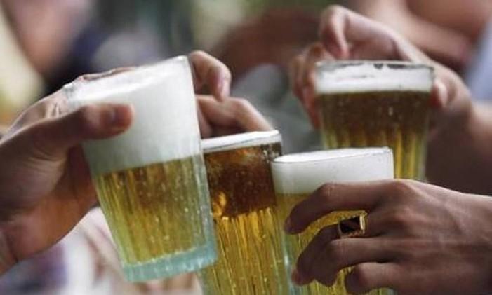 OPINIÃO - DOS LEITORES: Cerveja Foto: REUTERS