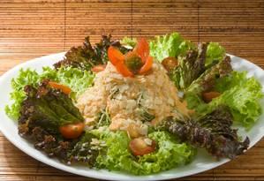 Dieta vegetariana foi elogiada no estudo Foto: Divulgação