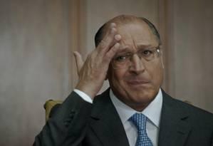 O governador de São Paulo, Geraldo Alckmin Foto: Divulgação
