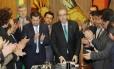 Presidente da Câmara recebe novo pedido de impeachmente da presidenta Dilma