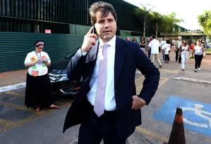 O ex-deputado federal Luiz Argôlo (SD-BA) Foto: Ailton de Freitas/14-10-2014