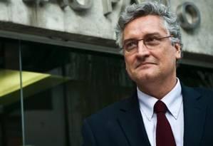 Professor de Direito da FGV Oscar Vilhena Foto: FGV / Divulgação