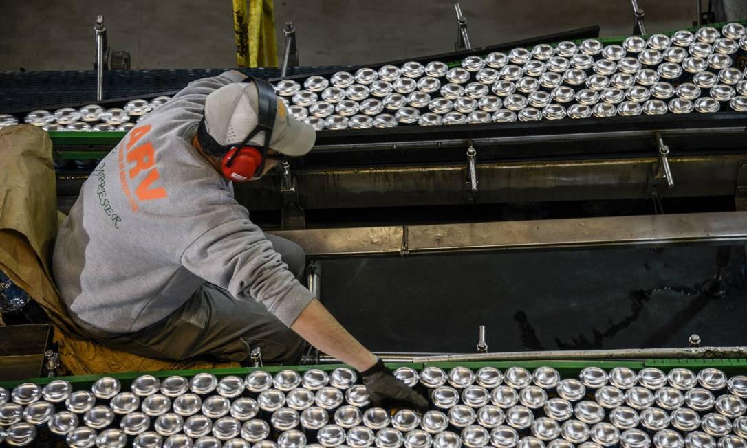 Ampliação da produtividade e de centros de distribuição faz parte da estratégia Foto: Paulo Fridman / Paulo Fridman/Bloomberg/17-7-2015