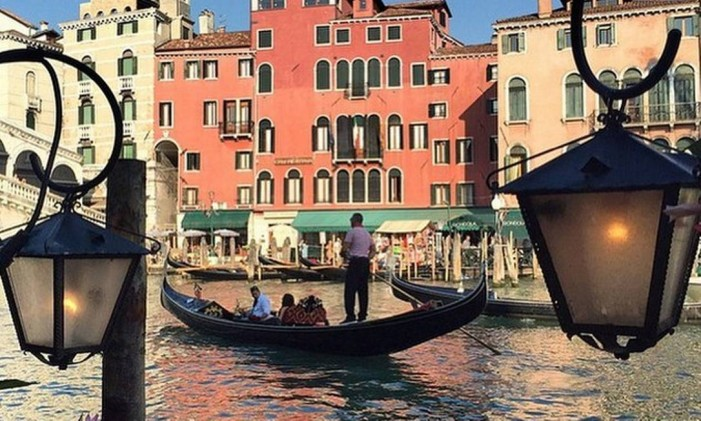 Veneza Foto: Reprodução