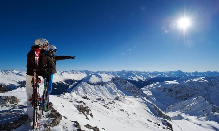 Alpes Suiços Foto: STEFAN SCHLUMPF / Divulgação