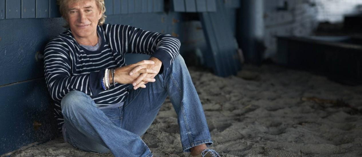 Rod Stewart Foto: Terceiro / Divulgação