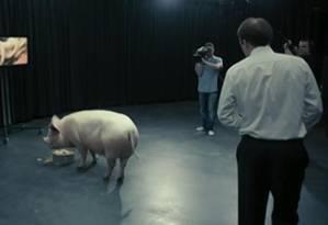 Cena da séria 'Black Mirror' Foto: Reprodução