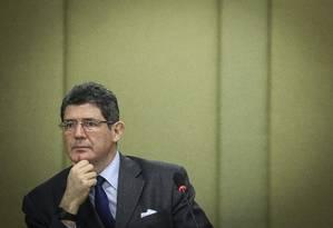 Joaquim Levy, ministro da Fazenda Foto: ANDRE COELHO / Agência O Globo