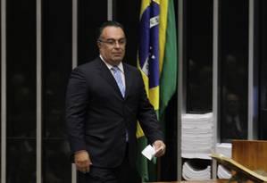O ex-deputado do PT André Vargas Foto: Ailton de Freitas / Agência O Globo