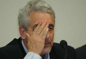 O ex-diretor de Marketing do Banco do Brasil, Henrique Pizzolato Foto: Ailton de Freitas/18-8-2005
