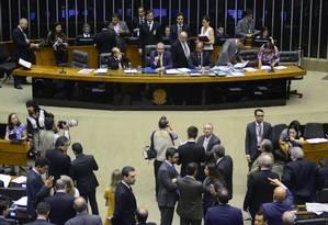 Câmara dos Deputados aprova aposentadoria compulsória, aos 75 anos, para servidor público Foto: Divulgação / Gustavo Lima / Agência Câmara / 23/09/2015